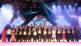 PV GAS lần thứ 8 liên tiếp nhận Vinh danh của Forbes 'Top 50 công ty niêm yết tốt nhất Việt Nam năm 2019'