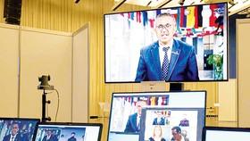 Hội nghị Thượng đỉnh y tế thế giới lần thứ 12 diễn ra theo hình thức trực tuyến