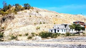 Từ phản ánh của Báo SGGP: Chấm dứt dự án núi Hòn Xện, Nha Trang