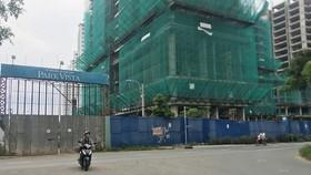 Khu dự án nhà ở Park Vista trước nguy cơ bị thu hồi nếu chủ đầu tư không tích cực khắc phục sai phạm