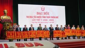 Thừa Thiên - Huế: Trao Huân chương Độc lập cho 12 cá nhân và tập thể