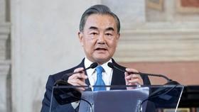 Ngoại trưởng Trung Quốc Vương Nghị. Ảnh: AFP/TTXVN