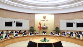 Dự thảo nghị quyết hành động của Chính phủ năm 2021