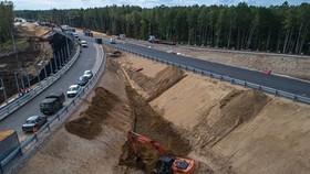 Tuyến đường cao tốc M12 sẽ giúp giảm một nửa thời gian di chuyển giữa Moskva và Kazan. Nguồn: tsm.ru
