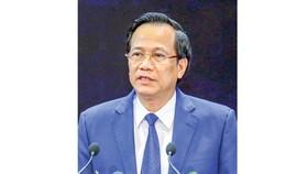Bộ trưởng Bộ LĐTB-XH Đào Ngọc Dung
