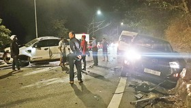 Do là tuyến huyết mạch nên mỗi khi xảy ra tai nạn, giao thông tại đèo Bảo Lộc thường bị tê liệt