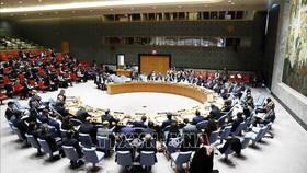 Một cuộc họp Hội đồng Bảo an LHQ. Ảnh: TTXVN