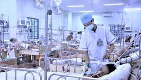 Chăm sóc người bệnh lao phổi nặng tại Khoa Hồi sức cấp cứu - Chống độc, BV Phạm Ngọc Thạch
