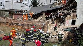Thái Lan: Sập nhà, ít nhất 5 người thiệt mạng