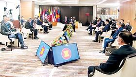ASEAN luôn kiên định giải quyết tranh chấp ở Biển Đông bằng luật pháp quốc tế