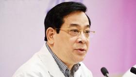 Ông Lương Ngọc Khuê, Cục trưởng Cục Quản lý Khám chữa bệnh, Bộ Y tế