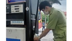 23.000 lít dầu diesel không đảm bảo chất lượng