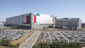 Nhà máy sản xuất chất bán dẫn của Samsung ở TP Pyeongtaek, Hàn Quốc