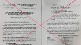 Truy nã đối tượng dùng giấy tờ giả để lừa góp vốn