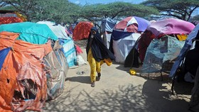 Hạn hán khiến 2,73 triệu người tại Somalia bị đói
