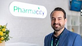 Ông Chris Blank - Nhà sáng lập kiêm Tổng Giám đốc Pharmacity