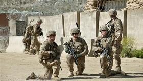 Chỉ vài ngày nữa quân đội Mỹ sẽ hoàn tất việc rút gần 9.000 quân khỏi Afghanistan. Ảnh: TTXVN