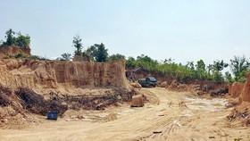 Dự án đường cao tốc Bắc - Nam: Thu hồi giấy phép khai thác mỏ nếu ép giá nhà thầu thi công