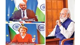Hội nghị thượng đỉnh EU - Ấn Độ tháng 5-2021 thừa nhận tầm quan trọng chủ chốt của Ấn Độ trong khu vực