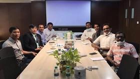 Việt Nam - Ấn Độ xúc tiến lập Khu công viên dược phẩm