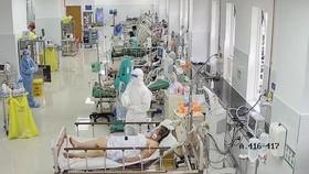 Tăng năng lực cho bệnh viện điều trị Covid-19