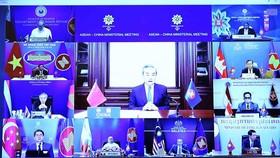 Hội nghị Bộ trưởng Ngoại giao ASEAN - Trung Quốc: Duy trì môi trường hòa bình, an ninh, ổn định ở khu vực