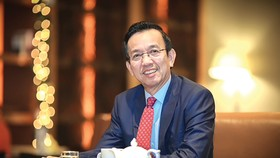 Ông David Dương, Chủ tịch HĐQT kiêm Tổng Giám đốc CWS và VWS