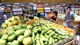 Thực phẩm nông sản giảm giá mạnh tại Co.opmart