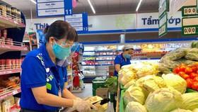 Chuỗi siêu thị Co.opmart đón khách bình thường trở lại từ ngày 1-10