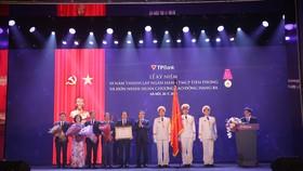 TPBank tổ chức kỷ niệm 10 năm thành lập và đón nhận Huân chương lao động Hạng Ba
