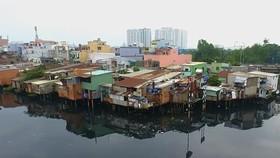 Đến năm 2020: Hoàn thành di dời khoảng 10.000 căn nhà trên và ven kênh rạch