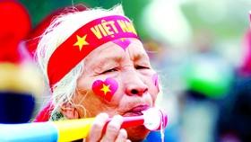 Rực lửa Việt Nam!