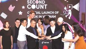 TikTok ra mắt tại Việt Nam