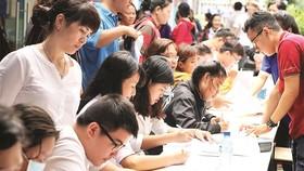 Nguyện vọng đăng ký xét tuyển giảm mạnh