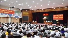 Lịch tiếp xúc cử tri trước Kỳ họp lần thứ 8 - Quốc hội khóa XIV