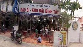 Chấm dứt hoạt động cho thuê trái phép tại 621 Phạm Văn Chí