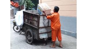 Gỡ vướng trong việc phân loại rác