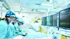 Chuyển giao nhiều kỹ thuật cho bệnh viện tuyến tỉnh