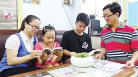 Giúp trẻ tận dụng hữu ích kỳ nghỉ đột xuất