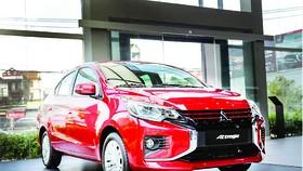 Trình làng Mitsubishi Attrage 2020 nâng cấp mới
