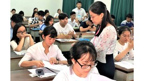 Nhiều trường công bố đề án tuyển sinh mới
