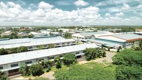 Tạo quỹ đất thu hút đầu tư trong các khu công nghiệp