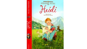 Gặp lại cô bé Heidi từ tác phẩm kinh điển cùng tên