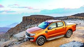 Xe bán tải Ford Ranger có thể thay thế xe gia đình?
