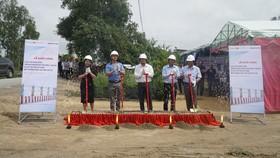 Khởi công xây dựng 9 cây cầu giao thông nông thôn tại huyện biên giới Tân Hưng, Long An