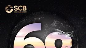 Mở thẻ tín dụng SCB Mastercard World, hưởng thời gian miễn lãi dài hơn