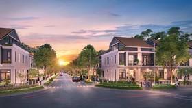 Shophouse, nhà phố thương mại Gem Sky World thu hút nhà đầu tư