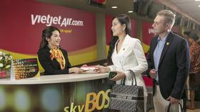 Vietjet nâng tầm hạng vé SkyBoss: Giá trị mới, đẳng cấp mới cho những người thành đạt