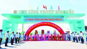 Công ty Yến sào Khánh Hòa khánh thành Cụm Công nghiệp Sông Cầu và động thổ khởi công xây dựng tổng kho