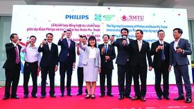 Philips và Đại học Buôn Ma Thuột hợp tác xây dựng bệnh viện thông minh
